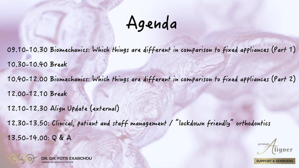 σεμινάριο Invisalign: Ποια είναι τα πλεονεκτήματα της μεθόδου και τι πρέπει να προσέχω;